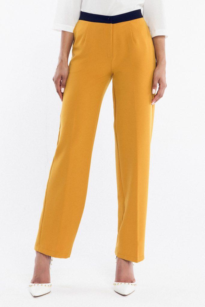 Peperuna pantalon taille haute