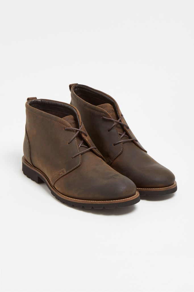Rockport derbys montants en cuir