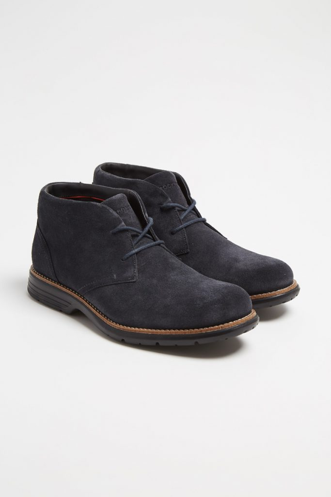 Rockport derbys montants nubuck