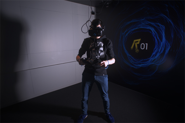 I-Way 1 session de réalité virtuelle