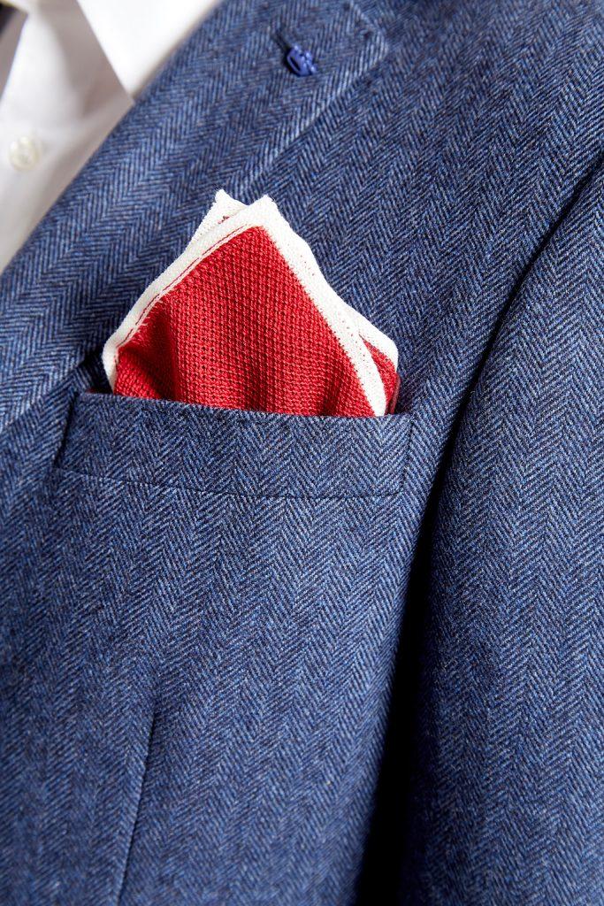 Vicomte A mouchoir de poche