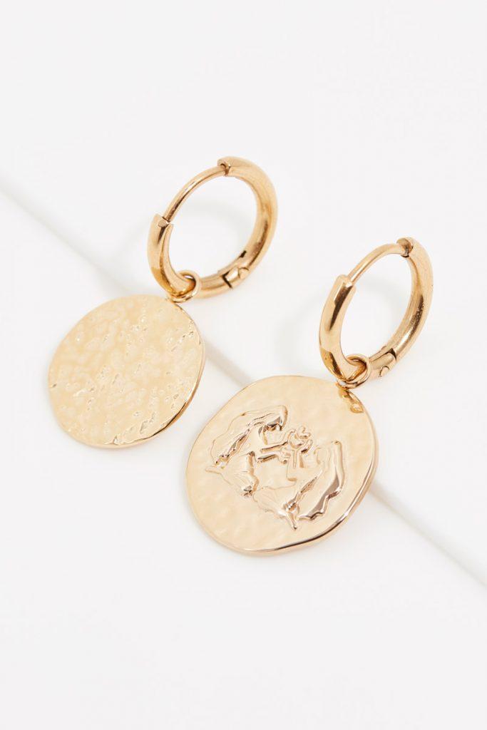 collectionIRL boucles d'oreilles Gémeaux