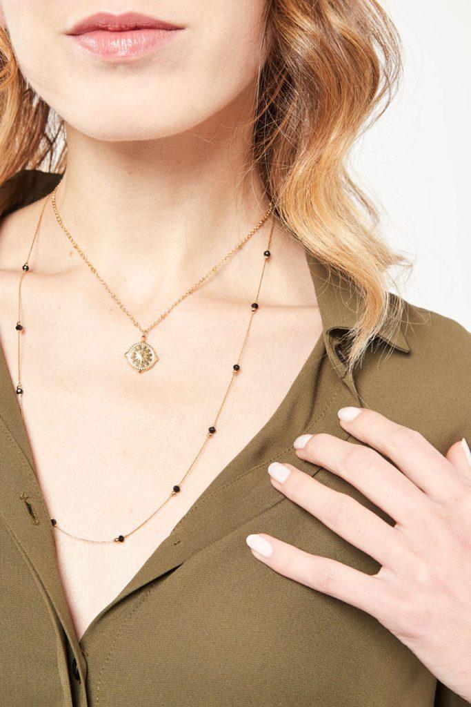 collectionIRL collier doré