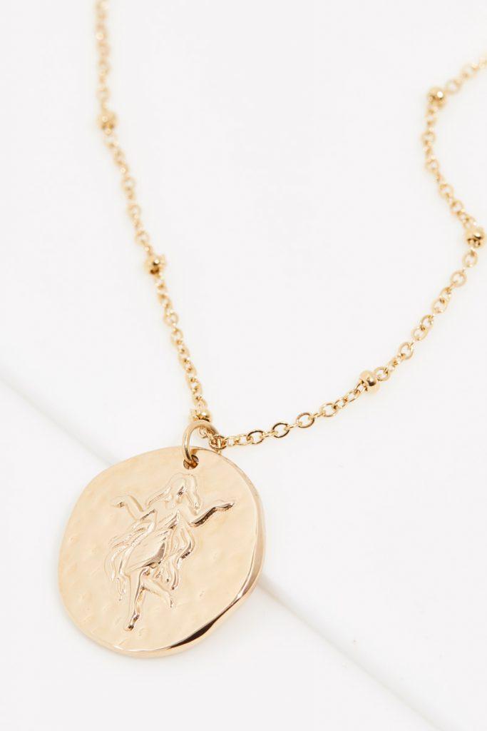 collectionIRL collier doré Vierge