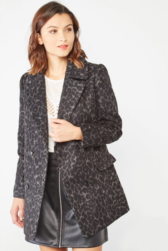 collectionIRL manteau en laine