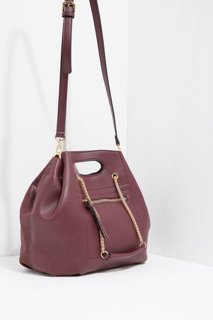collectionIRL sac à main effet cuir