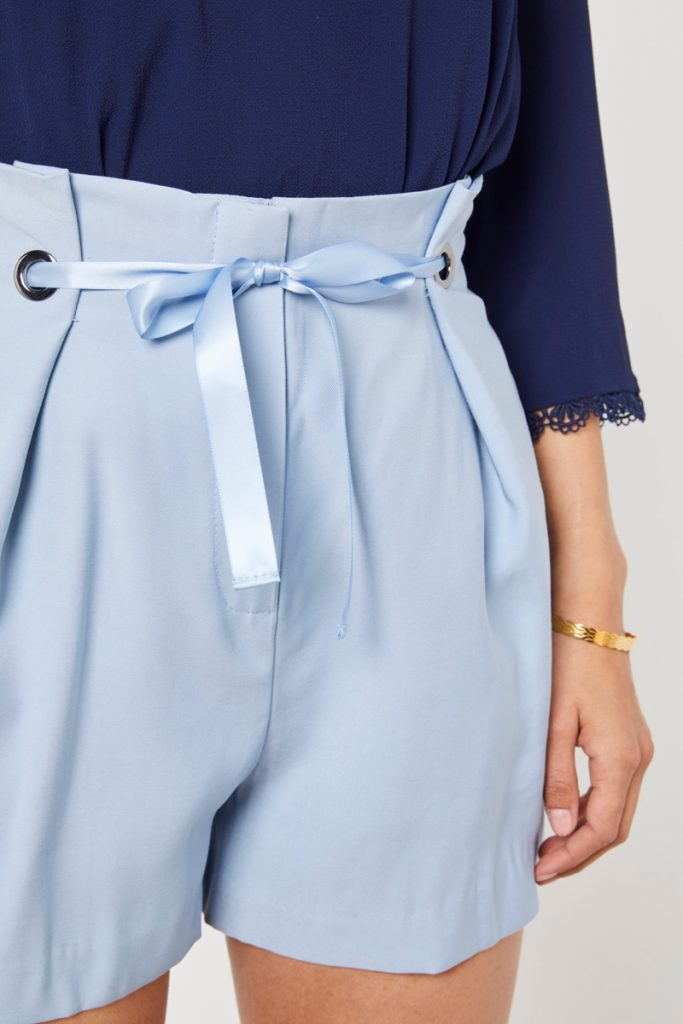 collectionIRL short loose taille haute