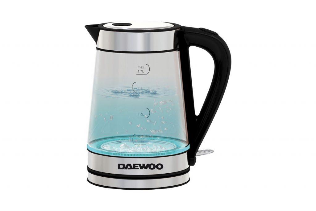 Daewoo bouilloire sans fil