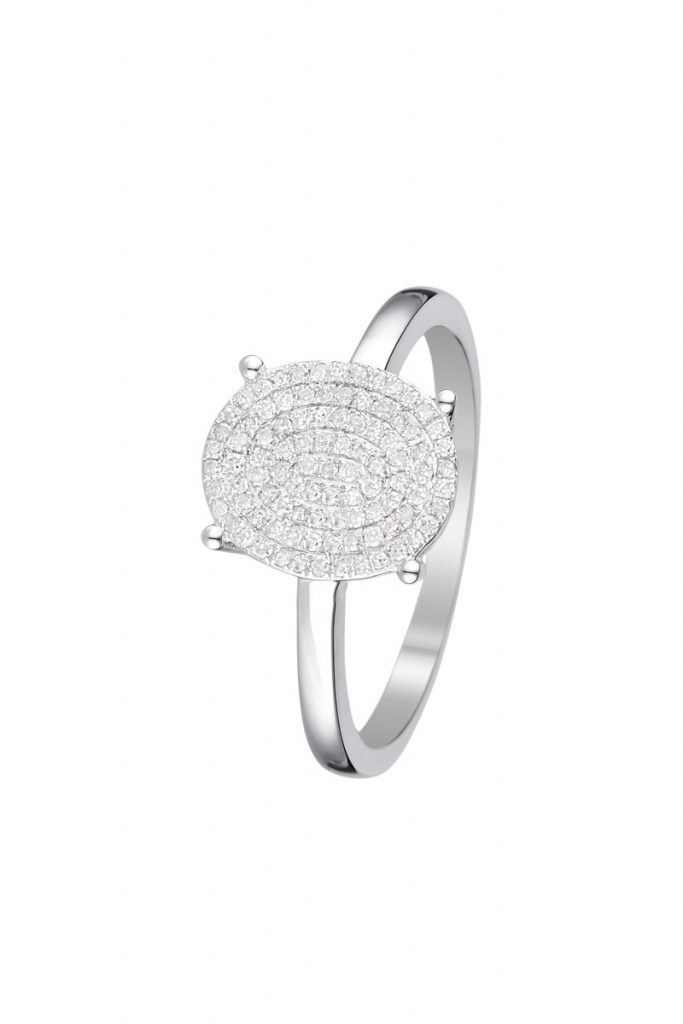 Diamond & Co bague sublissime