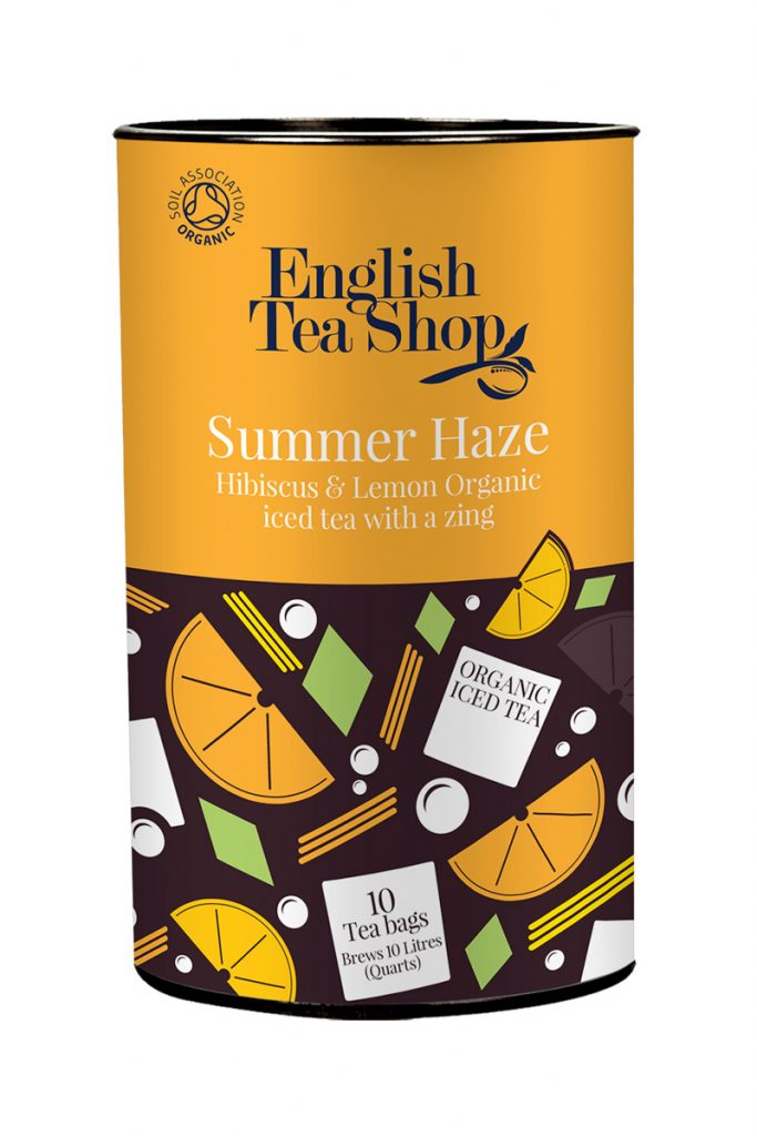 English Tea Shop infusion glacée citron orange