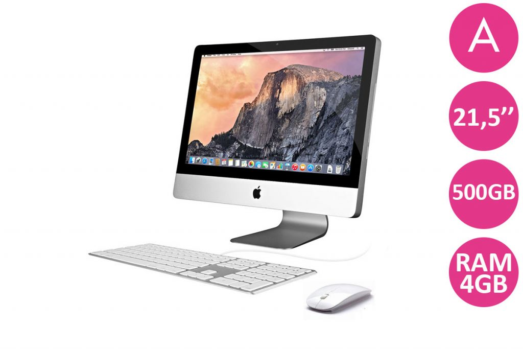 iMac reconditionnés Apple iMac reconditionné