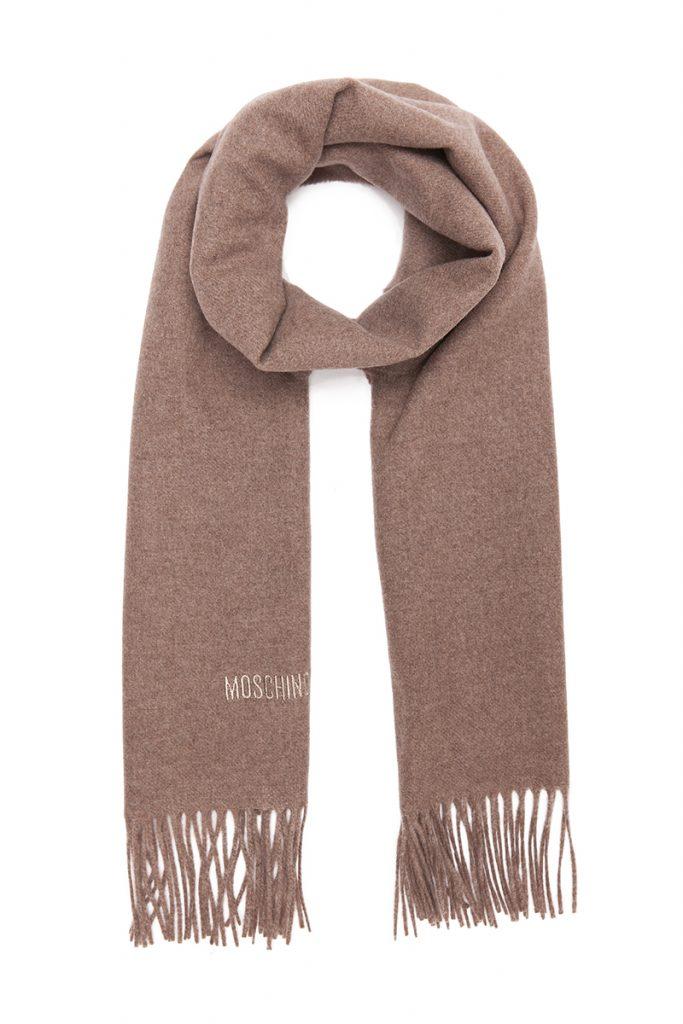 Love Moschino écharpe en laine