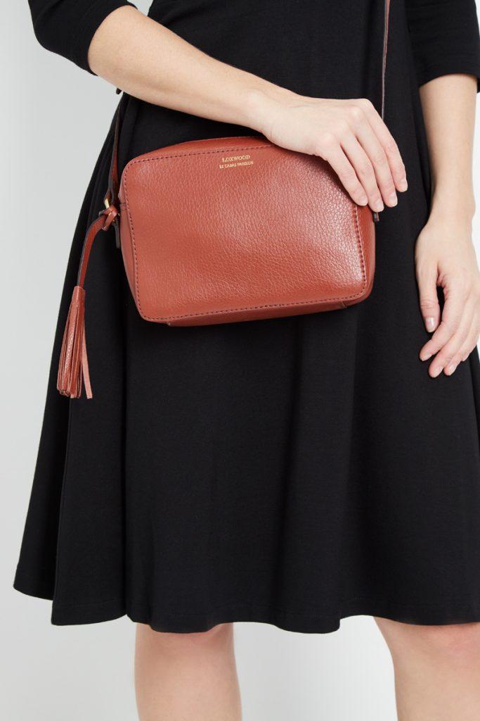 Loxwood sac bandoulière en cuir