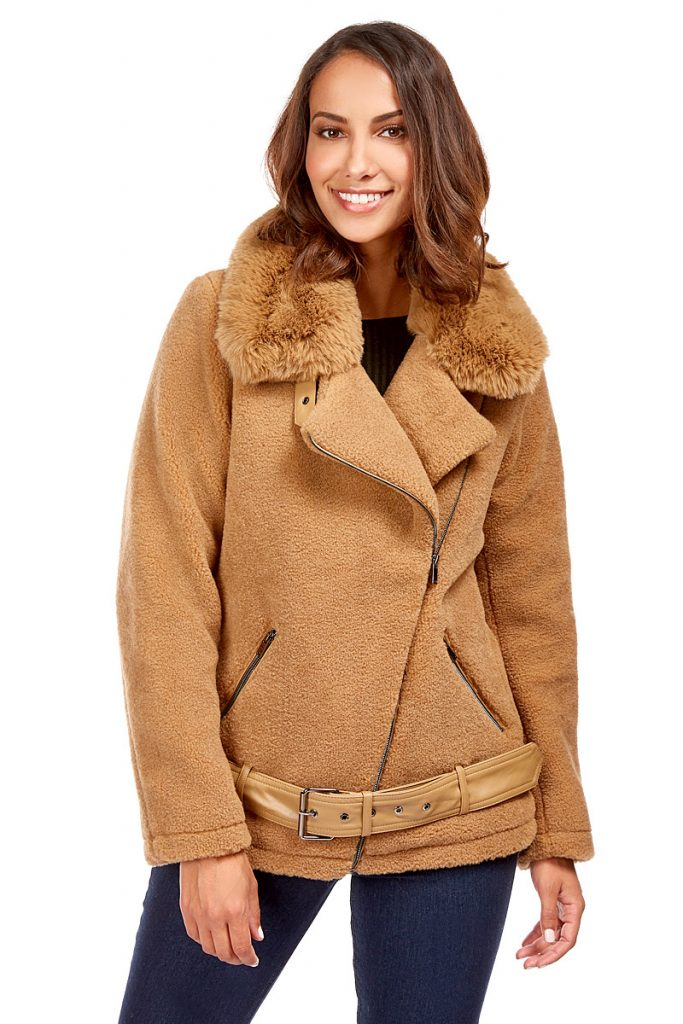 Maille & Manteaux manteau