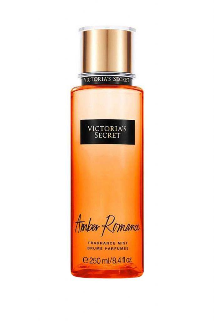 Victoria's Secret brume parfumée Amber Romance