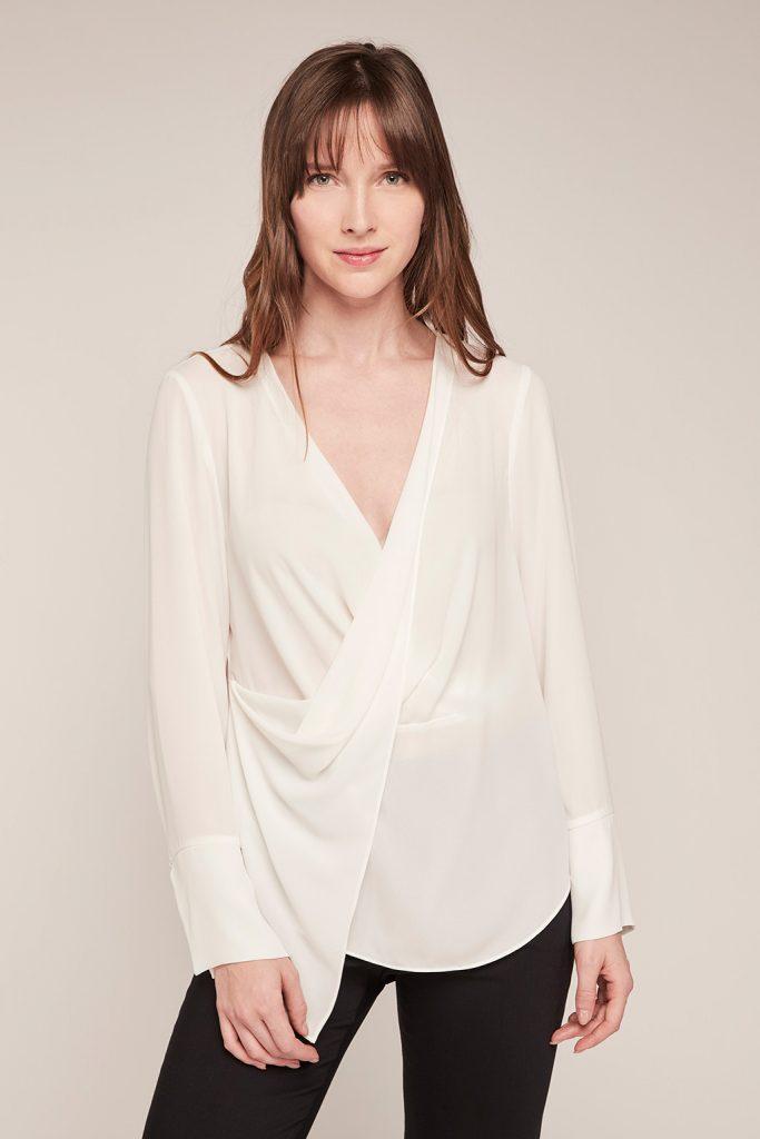 1.2.3 blouse cache-coeur