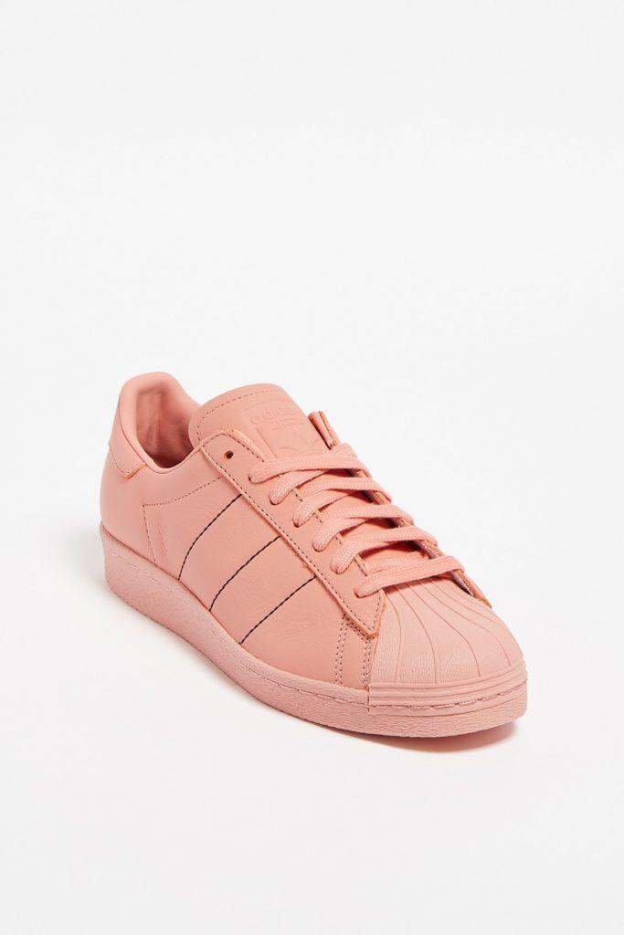 Adidas superstar cuir 80's