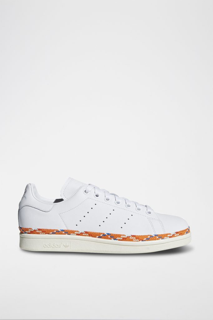 Adidas sneakers en cuir stan smith new bold w