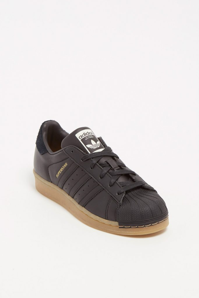 Adidas sneakers en cuir superstar w