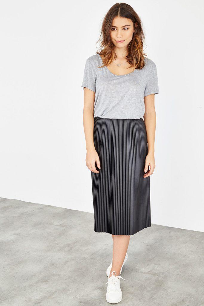 collectionIRL jupe plissée