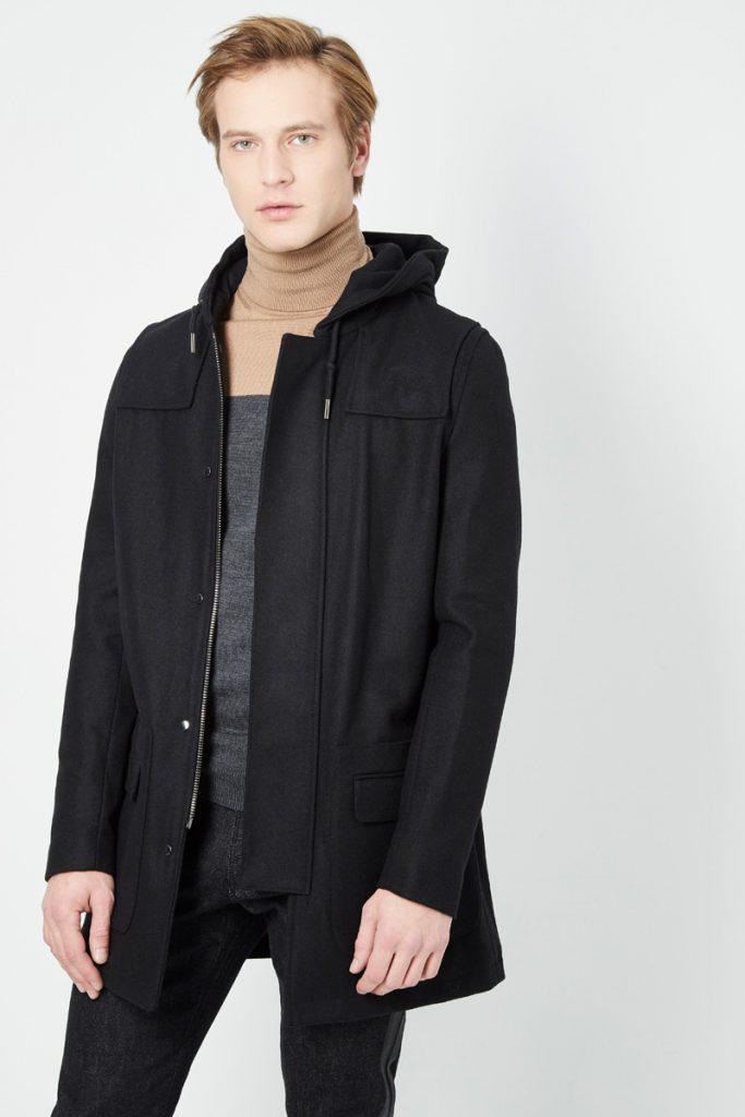 Guess manteau en laine