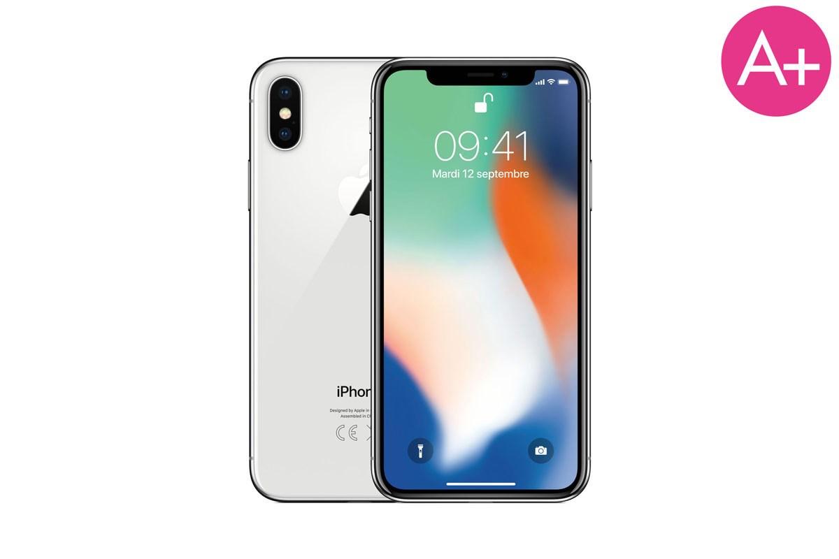 iPhone reconditionnés iPhone X reconditionné