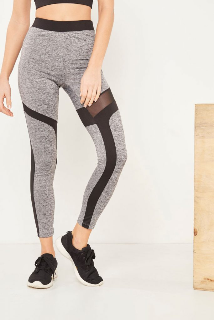 moveIRL leggings graphique chiné