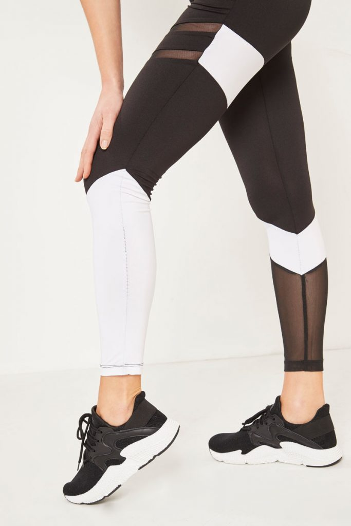 moveIRL leggings graphique