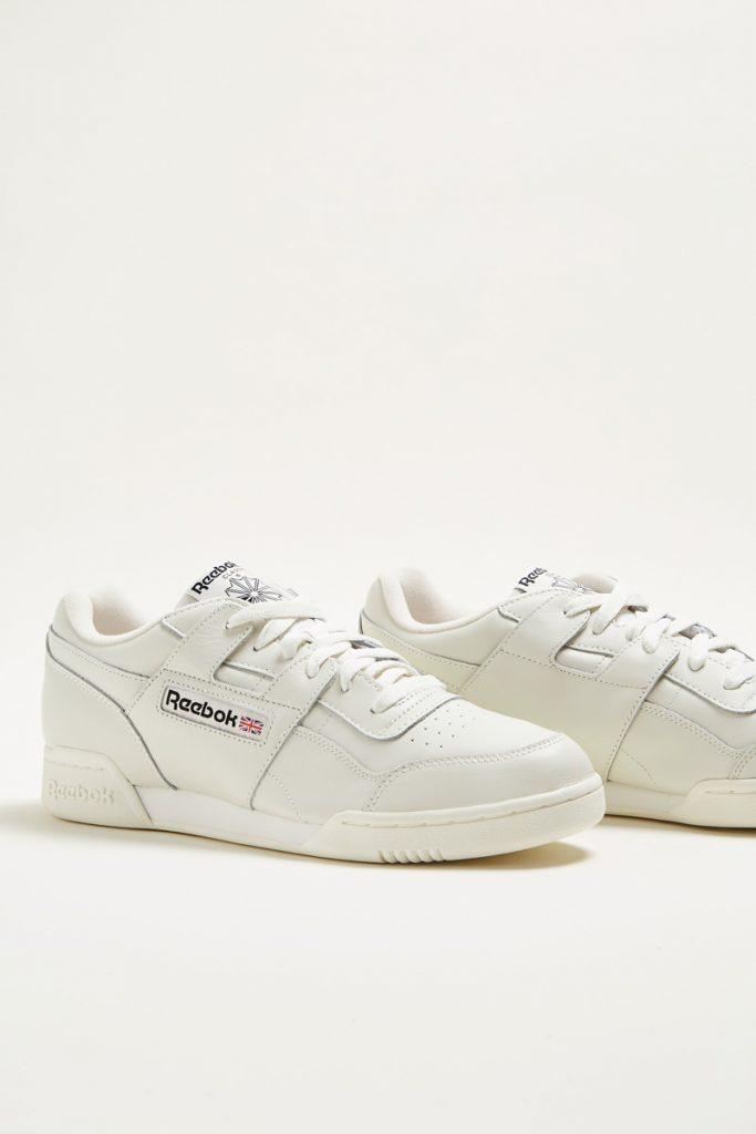 Reebok sneakers en cuir workout plus mu