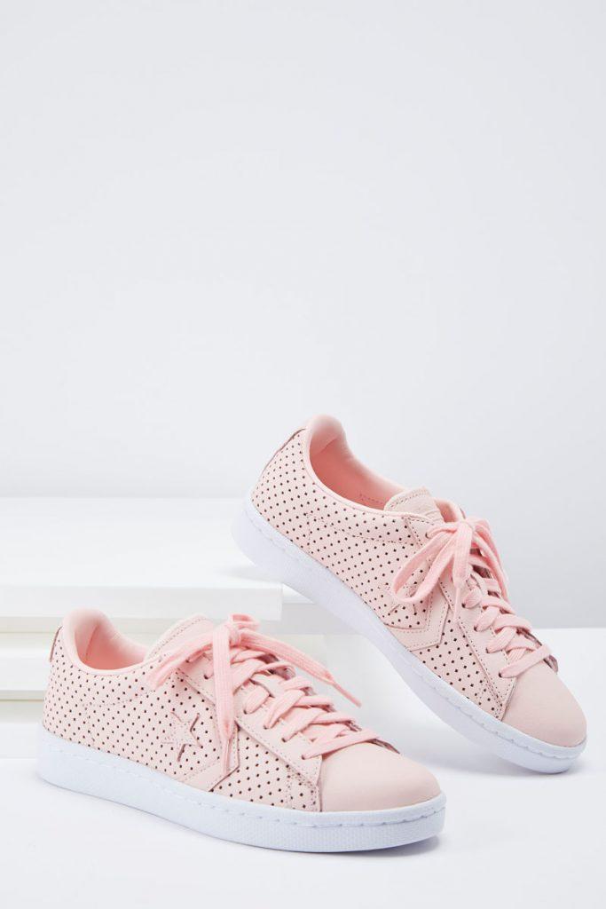 Converse sneakers en cuir