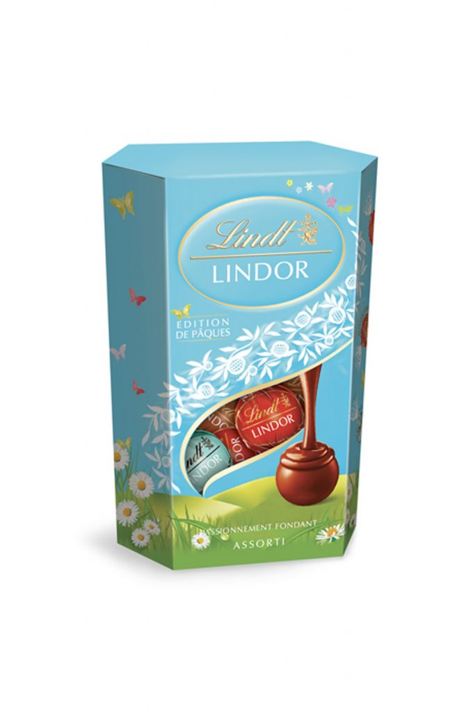Lindt Lindor édition Pâques