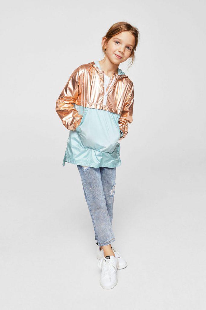 Mango Kids veste imperméable