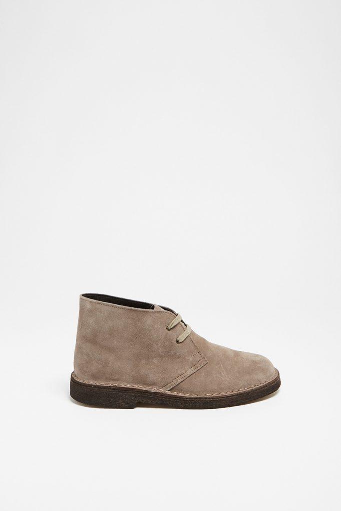 Minelli boots croute de cuir