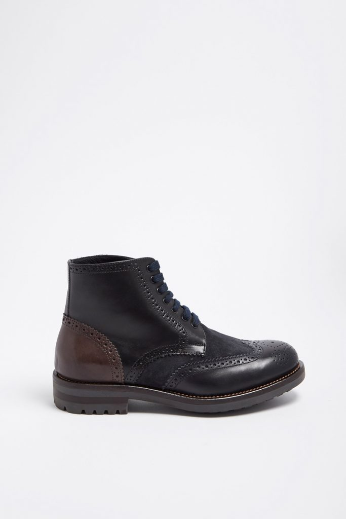 Minelli boots en cuir