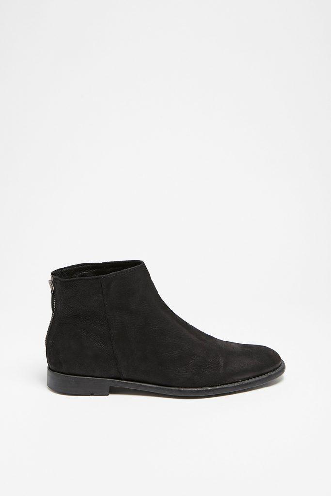 Minelli boots nubuck
