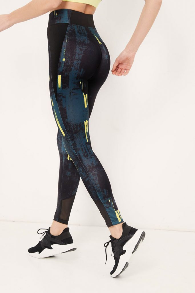 moveIRL leggings imprimé fantaisie