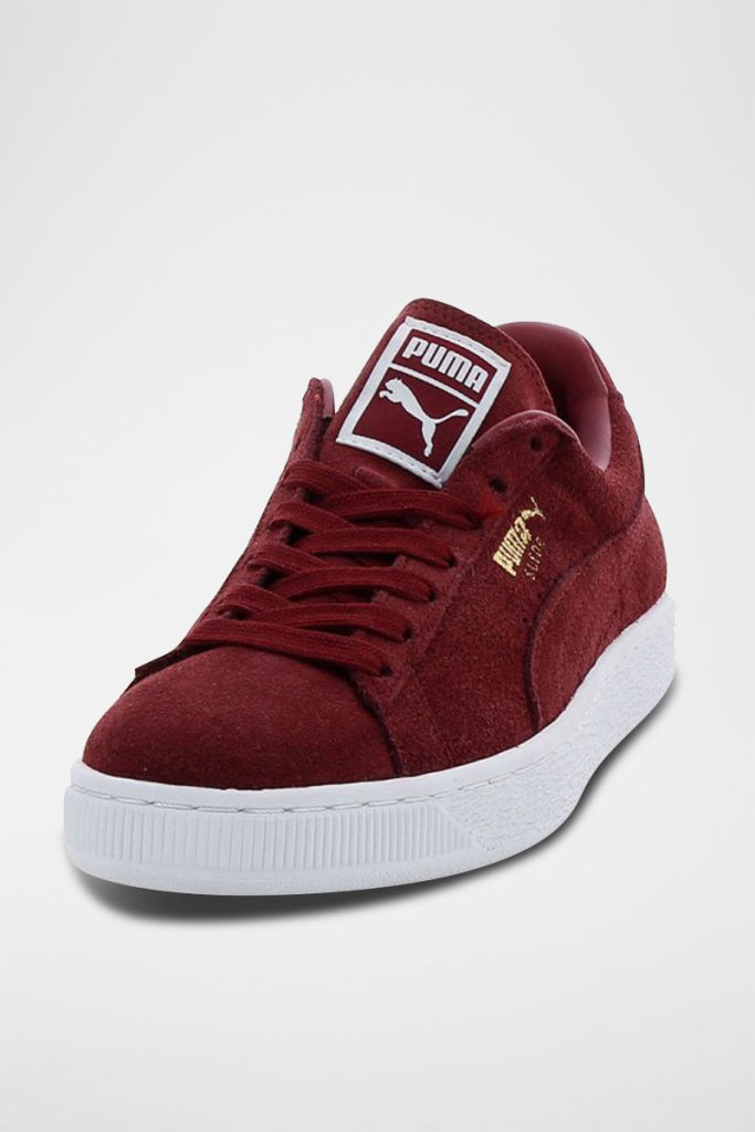 Puma baskets en nubuck