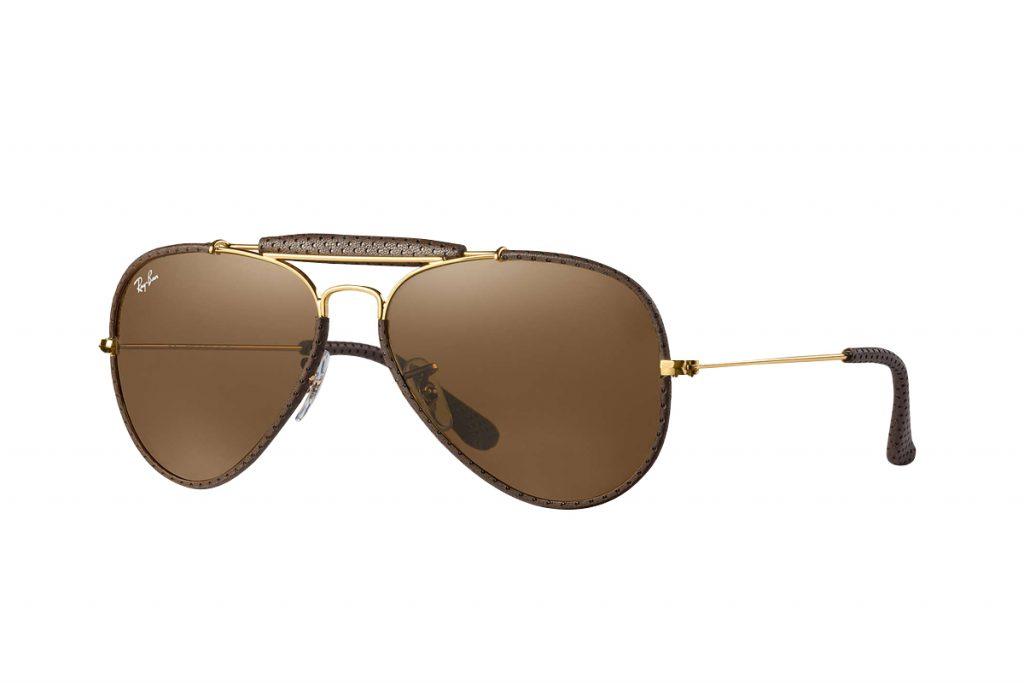 Ray Ban lunettes de soleil Aviator