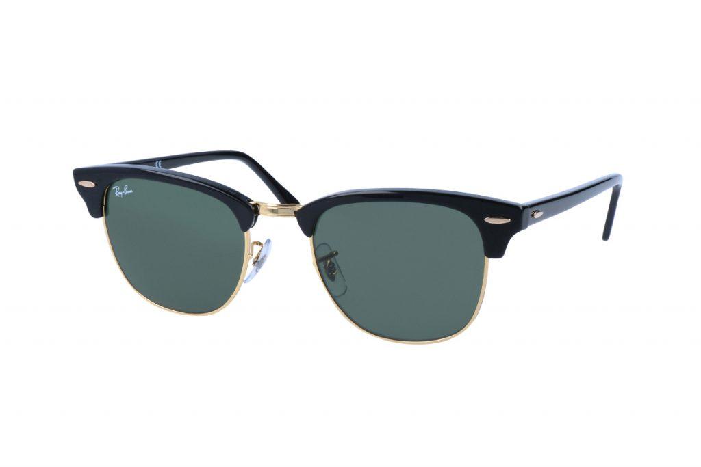 Ray Ban lunettes de soleil Clubmaster