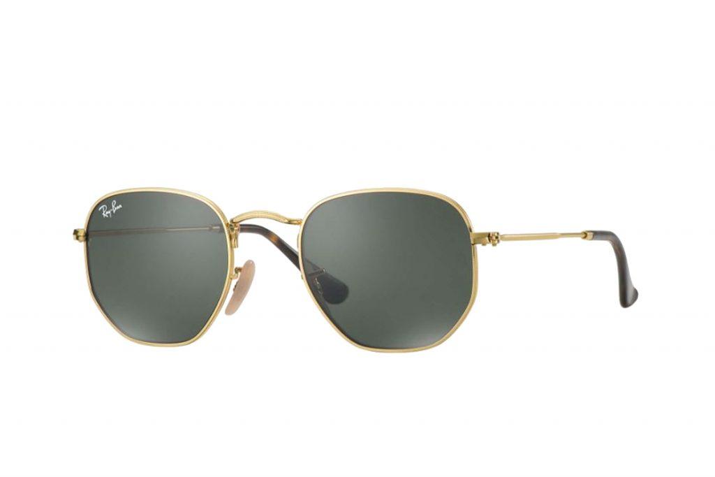 Ray Ban lunettes de soleil Hexagonal