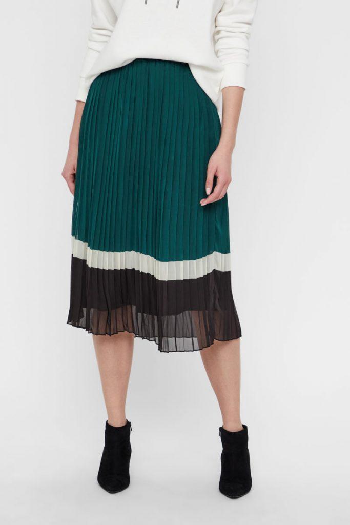 Vero Moda jupe plissée