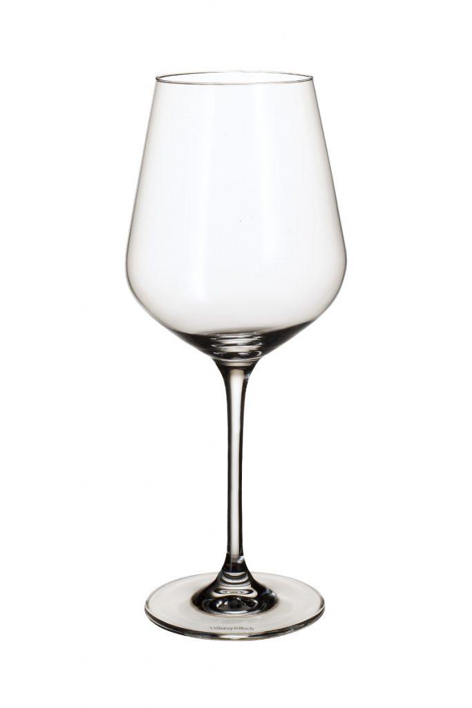 Villeroy & Boch 4 verres à vin en cristal