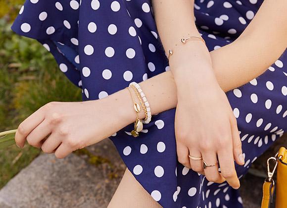 Focus : les bijoux coquillages & crustacés !
