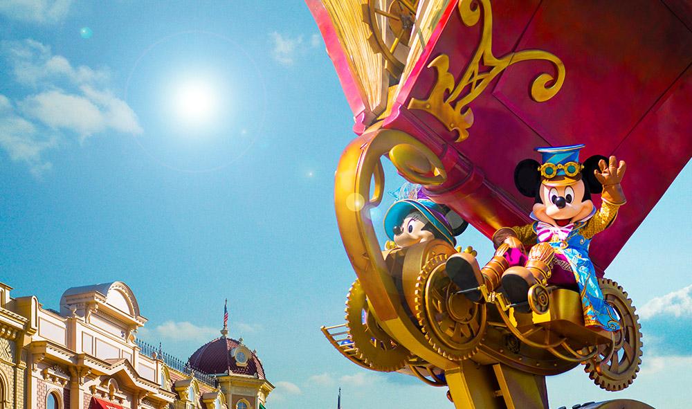 Disney séjour parc hôtel french days