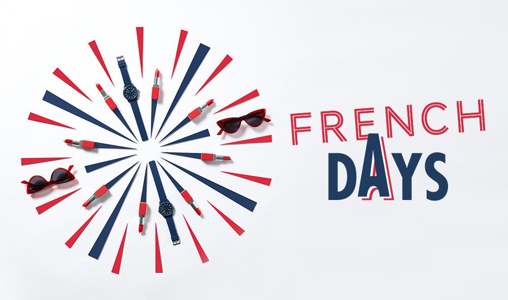 french days sélection produits mode beauté décoration