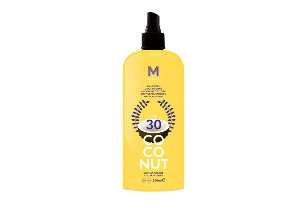 Australian Gold lotion bronzage intense de noix de coco SPF30