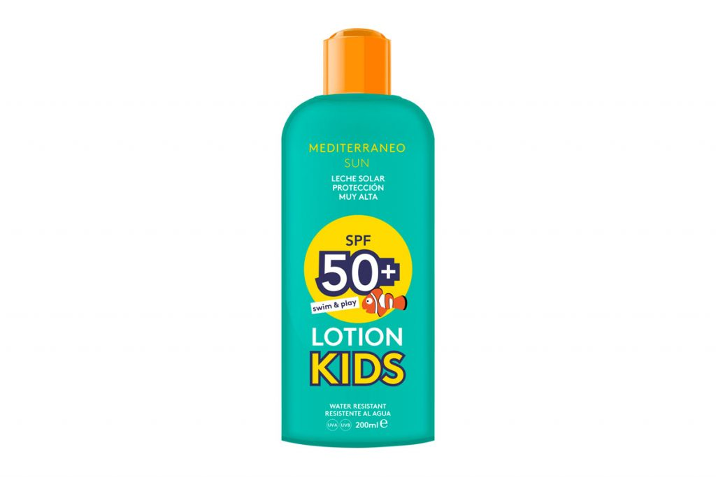 Australian Gold lotion enfant SPF50