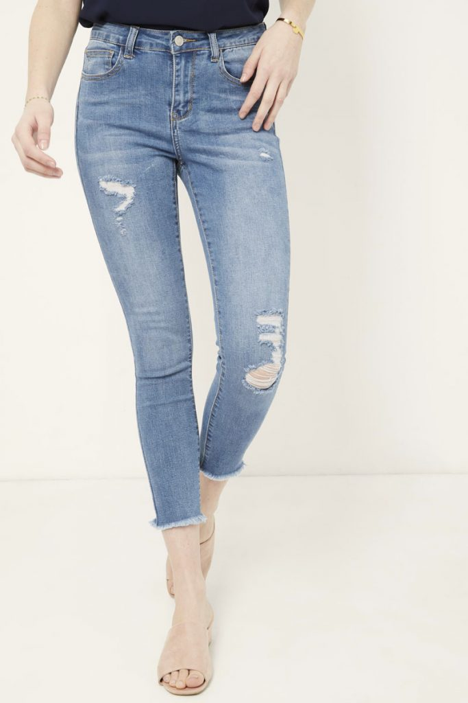 collectionIRL jean skinny 7/8