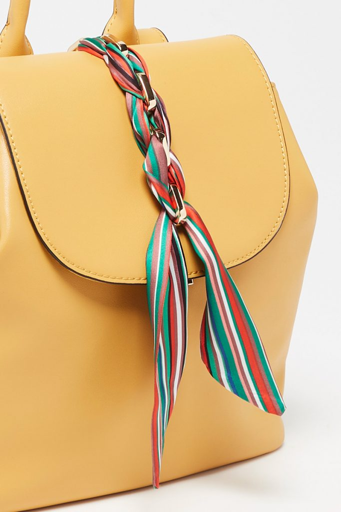 collectionIRL sac à dos effet cuir