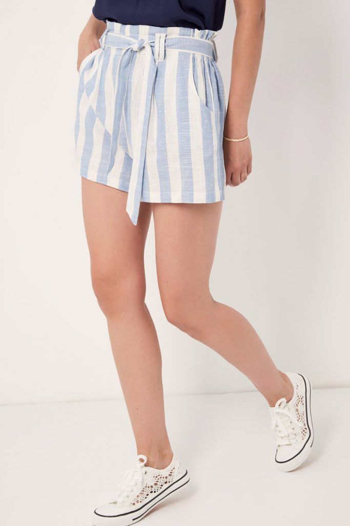 collectionIRL short rayé